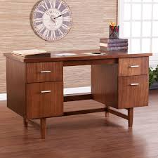 Mid Century Modern Office furniture mid century modern desk with mid century modern 3540 by xevi.us
