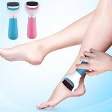 2019 New Item <b>Portable Electric Foot File</b> Dead Skin Remover ...