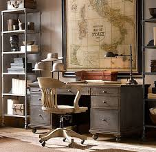 restoration hardware office. Plain Hardware Restoration Hardware Desk Oh Iu0027m Lovinu0027 This Room They Copy All The Good  Old Stuff Iu0027ve Been Collecting Throughout Office A