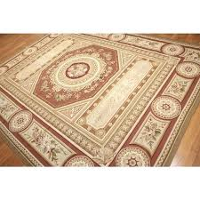 french aubusson area rugs hand woven formal traditional ornamental needlepoint rug