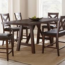 tabacon counter height dining table wine: steve silver delano counter height dining table espresso dining tables at hayneedle