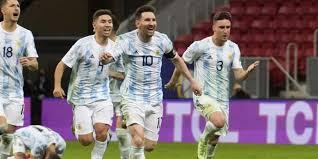 Fox sports 1, fubotv, tudn usa. Argentinien Gegen Brasilien Copa America Bekommt Traumfinal
