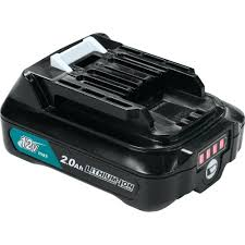 makita battery. makita 12-volt max cxt lithium-ion compact battery pack 2.0ah