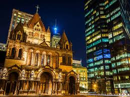 famous buildings. Wonderful Famous Trinity Church With Famous Buildings
