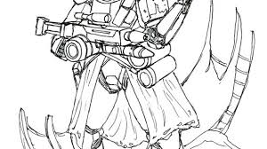 Clone Wars Coloring Page Star Wars Coloring Pages Lego Star Wars