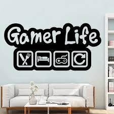 Gamer Lift Eat Sleep Game Repeat Vinyl ...