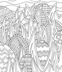 Easter coloring pdf printable pages. Easter Coloring Pages For Adults Best Coloring Pages For Kids