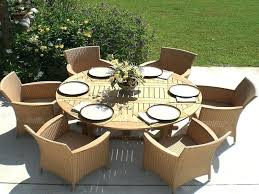 round table patio dining sets modern ideas fabulous circular outdoor table round patio furniture sets superior