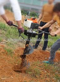 garden auger drill bit. Gardening Hand Digging Tools Used Earth Augers Auger Drill Bits Garden Bit