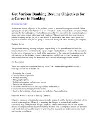 Resumes For Banking Positions Lexusdarkride