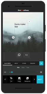 5 Popular Quote Maker App For Android To Create Best Quote