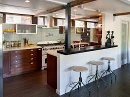 Parquet Flooring Kitchen Amazing Parquet Flooring Kitchen With Black Wooden L Shaped Small