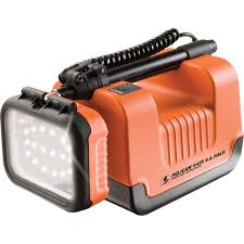 Pelican 9430 Rals Remote Area Lighting System Pelican 9435 Safety Approved Remote Area Lighting System Orange