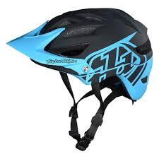 Troy Lee Designs A1 Youth A1 Helmet W Mips Classic Black Ocean