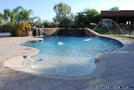 beach entry pool designs