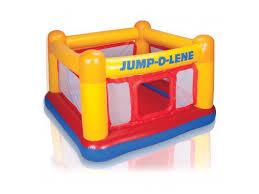 Купить <b>батут</b> детский <b>Intex</b> JUMP-O-LENE <b>48260</b> по цене от 3475 ...