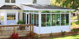 Enclosed deck ideas Small Enclosed Patio Deck Sunrooms Porch Enclosures Sunquest Inc Of Bristol Urnu Enclosed Patios And Decks Revolutionhr