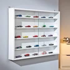 shelves 2 glass doors curio toys