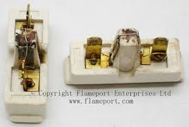 gec metal 3 way fusebox Ceramic Fuse Box ceramic gec rewireable fuses ceramic fuse blown
