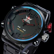 aliexpress com buy 2014 men military adventure relogios aliexpress com buy 2014 men military adventure relogios masculino led sports watches men relojes hombre black steel watch 30m waterproof watch from