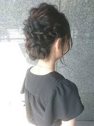黒髪ストレートのヘアアレンジは工夫次第で垢抜ける見違えるhair