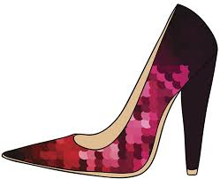 Light Purple High Heels Amazon Com Abstract Geometric Colorful Heel 5 Black Red