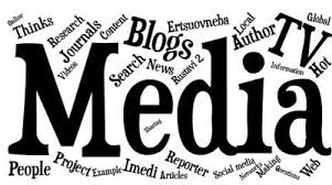 Image result for media  word