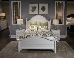 Rustic Cottage King Bedroom Group Vaughan Bassett Woodlands ...