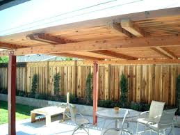 build patio covers how to build patio cover roof covered design easy diy patio covers