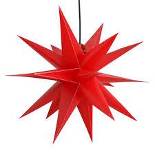 Innenbeleuchtung Rot Klassisch Etime Adventsstern