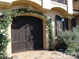 dark brown garage doorsFrench Campestral 07  Custom Architectural Garage Door  Dynamic