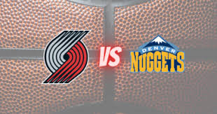 Nuggets (6) split down the middle: Trail Blazers Vs Nuggets Nba Betting Odds Trends 8 6 2020