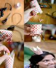 Как сделать из картона красивую