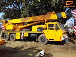 Coles 25 Ton Crane Load Chart Coles 830 I 30 Tons Crane For Sale In Taloja Navi
