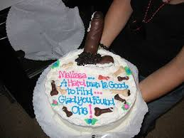 Warning Risque Bachelorette Party Cakes Here
