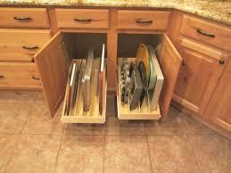 Kitchen Cabinet Storage Under Kitchen Cabinet Storage Ideas Alkamediacom