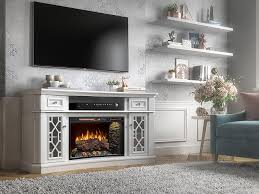 downey infrared electric fireplace tv