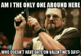 20 Hilarious Valentine's Day Memes | CharityOwl via Relatably.com