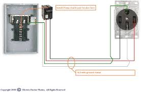 how to wire a 40 amp breaker facbooik com Wiring A 220 Oven i want to install a new 40 amp oven wiring a 220 oven with no plug