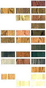 Minwax Oil Based Stain Color Chart Minwax Water Based Wood Stains 40willowbendplace Info