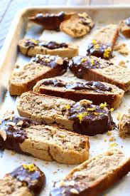 made with 100 almond meal this gluten free almond biscotti is the ultimate