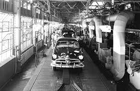 henry ford first car factory. henry ford - grabbing history by the wheel first car factory r