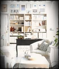 office area in living room. Living Room Befitting Furniture Ikea Ideas For Small Study Colorful Home Office Modern Interior Design Offices Area In