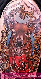 Jelen Tetování Význam Obrázku Péče O Pleť 2019