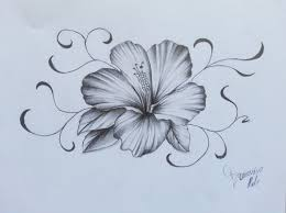Fiori Hawaiani Tattoo Bswittetulp