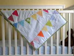 DIY Craft List: Bunting Baby Quilt & Bunting Baby Quilt Adamdwight.com