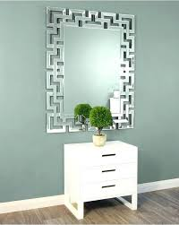 large frameless wall mirrors large mirror mirrors the chandelier mirror company with regard to large wall large frameless wall mirrors