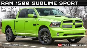 2017 Ram 1500 Sublime Sport Review Rendered Price Specs Release ...
