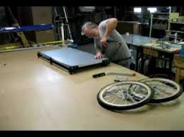 build your own bicycle trailer