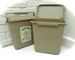 compost container kitchen bins for countertop bench australia bin nz